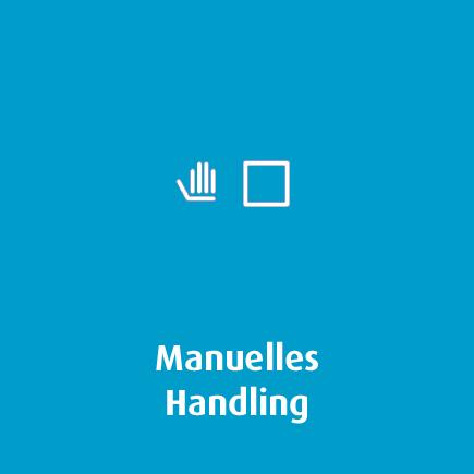 Manuelles Handling