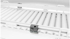 Reflektor für Montage an Seitenführung